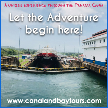 Panama Canal and Bay ingles