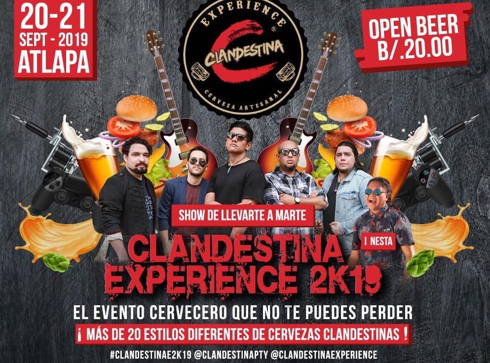 Expo Feria Cerveza Artesanal 2019 @ Centro de Convenciones Atlapa
