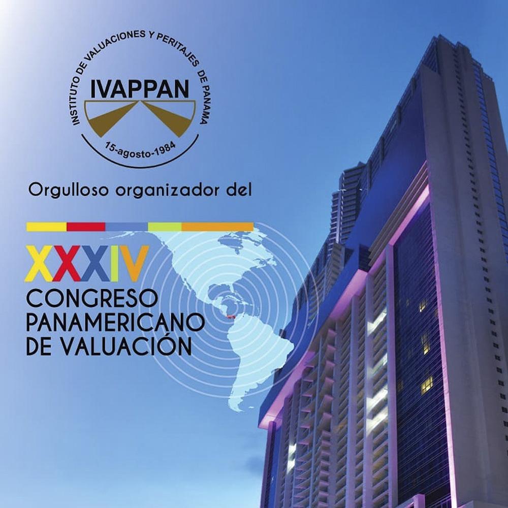 XXXIV CONGRESO PANAMERICANO DE VALUACIÓN @ Megapolis Convention Center,