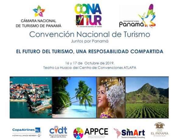 CONATUR @ Teatro La Huaca del Centro de Convenciones ATLAPA