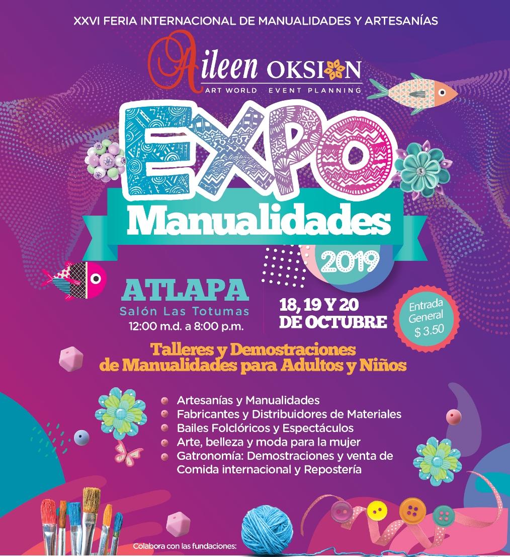EXPOMANUALIDADES 2019 @ Centro de Convenciones ATLAPA
