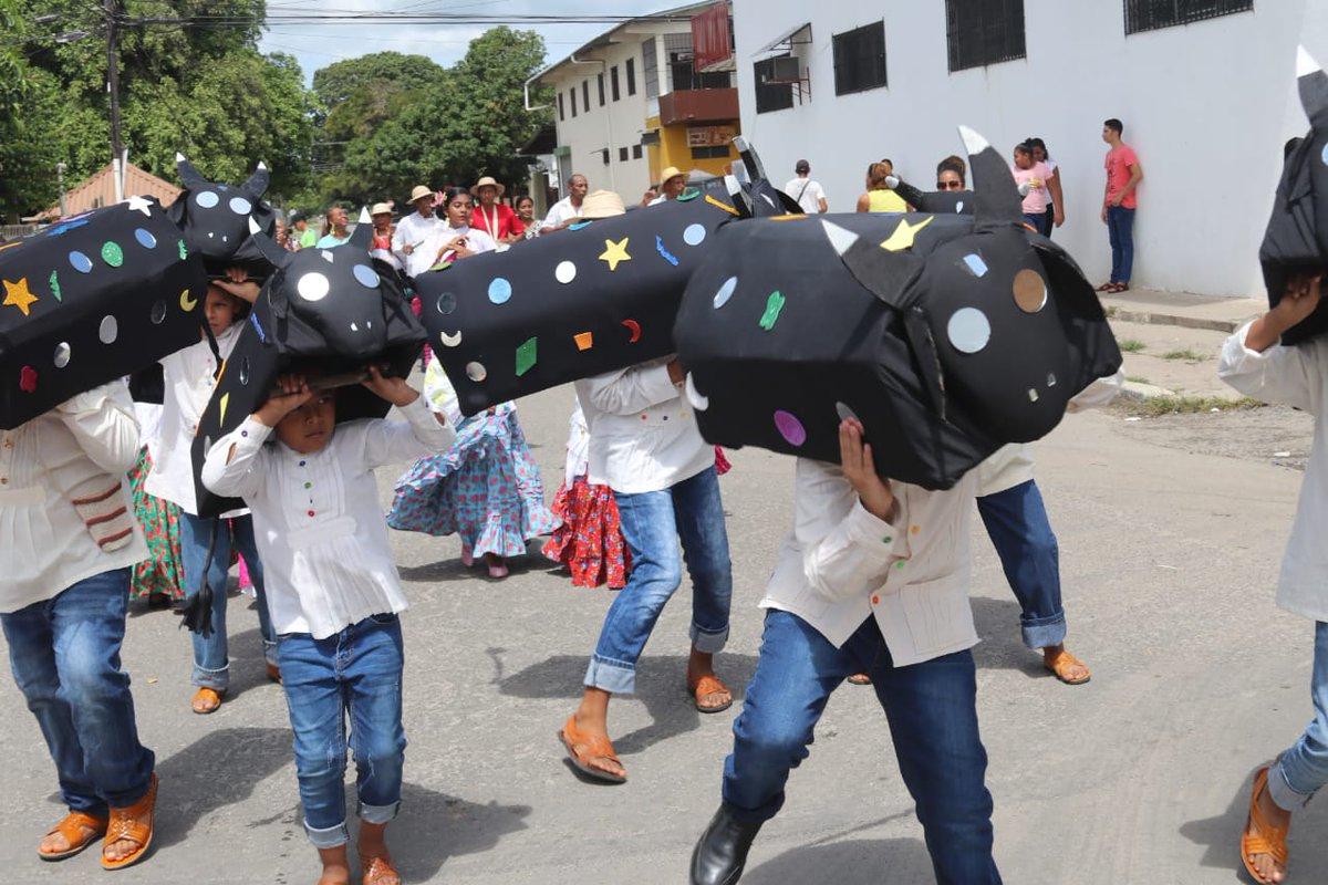 Festival Nacional del Toro Guapo @ Antón