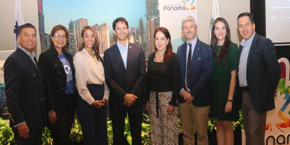 Directivos de CATA Y Autoridad de Turismo de Panamá