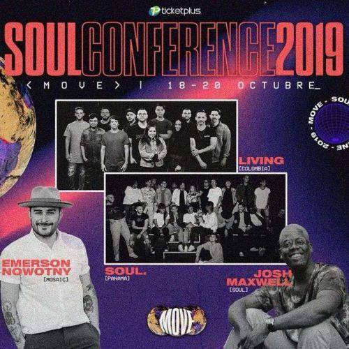 Soul Conference 2019 @ Teatro Ateneo