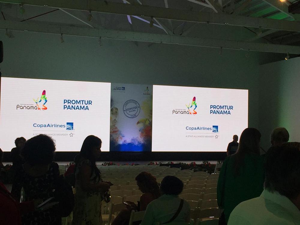 Presentación Panamá Stop Over