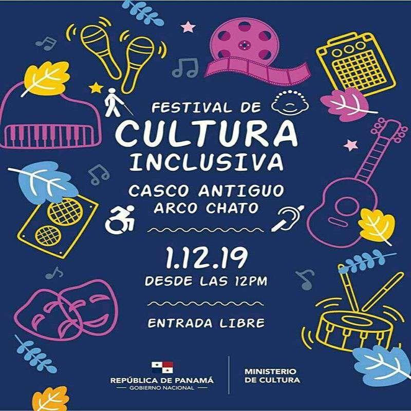 Festival de Cultura Inclusiva @ ARCO CHATO, Casco Antiguo