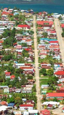Empresas presentan propuestas para obras de revitalización turística en Isla Colón