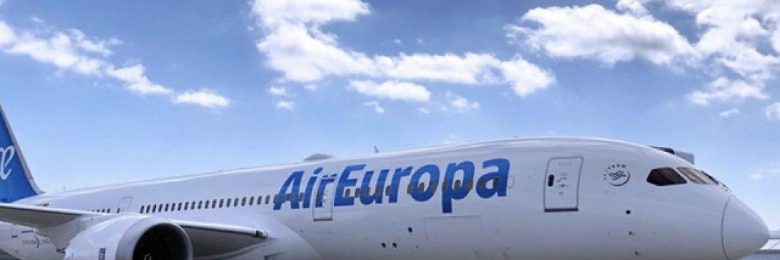 Copa Airlines y Air Europa comparten códigos de vuelos