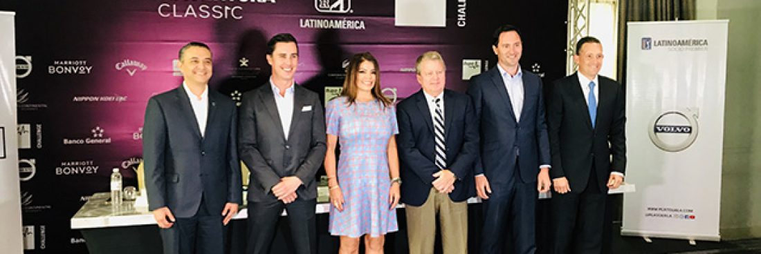 PGA Latin American Tour will reinforce Panama's visibility on the golf map