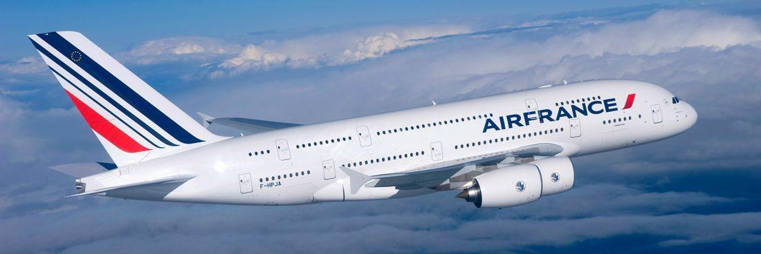 Air France incrementa vuelos directos en ruta Panamá-París