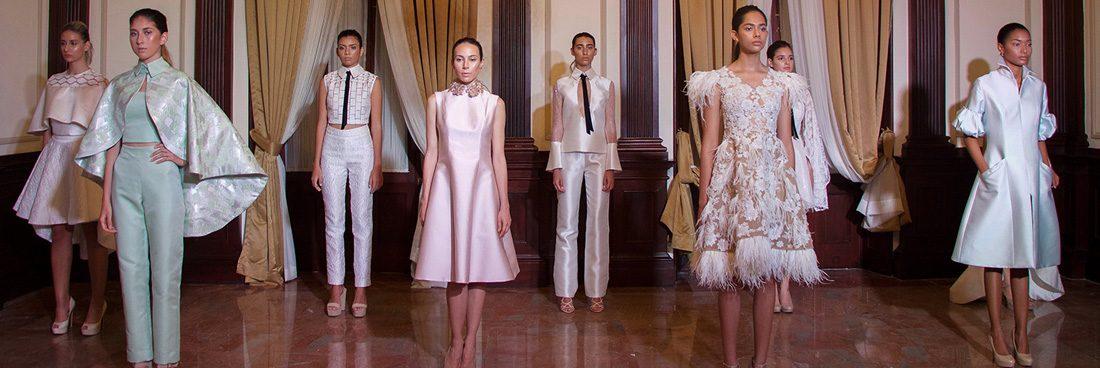 Casa de la Municipalidad recibió festejó a la moda emergente de Panamá