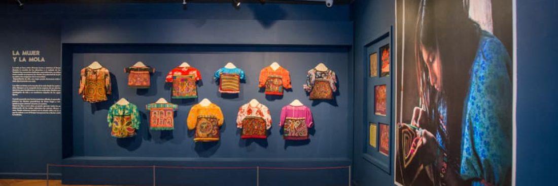 Exposición resalta herencia de la cultura Guna
