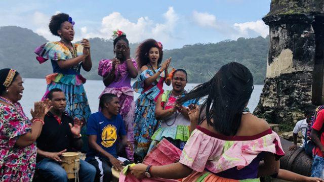 Panamá se prepara para el 11º Festival de Congos y Diablos de Portobelo