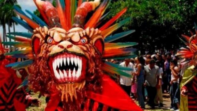 Corpus Christi, Patrimonio Cultural Vivo de Panamá