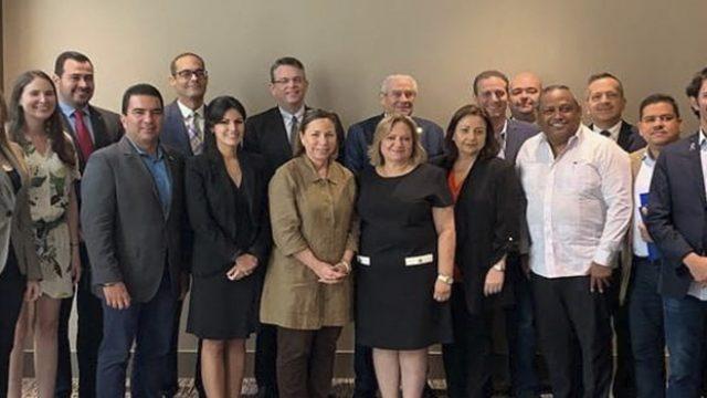 Ministro de Turismo de Panamá y sector de la industria, se reúnen para debatir anteproyecto Ley 150