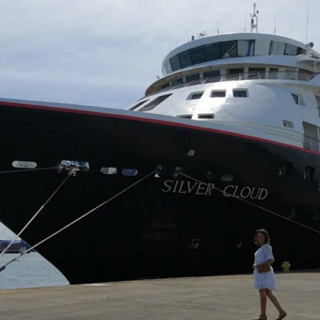 Visita al Crucero Silver Cloud