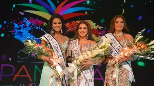 Julia María López Reina del carnaval Panamá 2020
