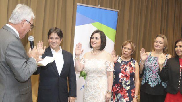 TOMA DE POSESIÓN DE LA NUEVA JUNTA DIRECTIVA DE APAVIT 2020 -2021
