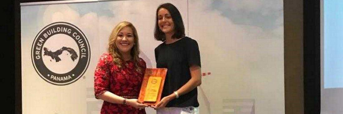 FCds recibe reconocimiento por parte del Panamá Green Building Council
