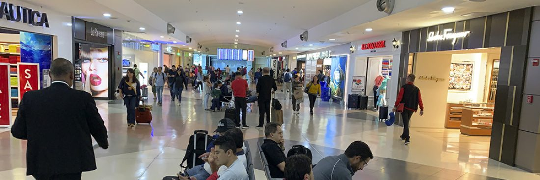 Acciones para el plan de Turismo Cultural, se implementara empezando por un stand en el Aeropuerto Internacional de Tocumen