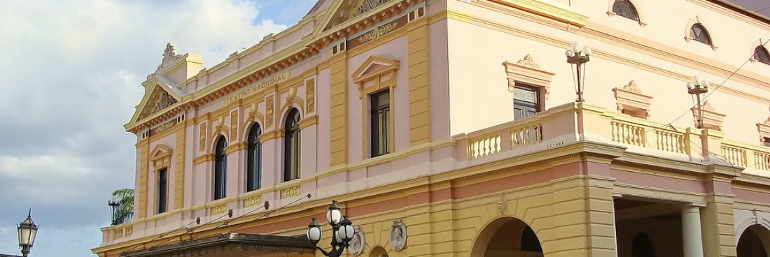 Teatro Nacional de Panamá reabre