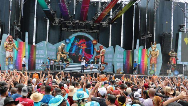 Carnavales y Ferias Regionales: ¡La Fiesta Es En Todo El País!