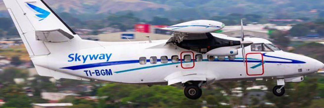 Aerolínea Costarricense Skyway Inaugura Nuevo Vuelo Directo A Bocas Del Toro