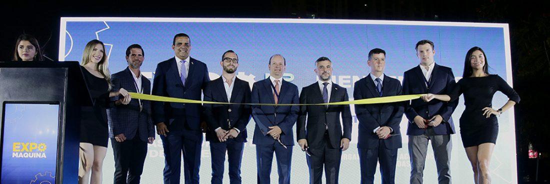 EXPO MÁQUINA 2020 INAUGURA CON CRECIMIENTO EN PARTICIPACIÓN DE MARCAS Y EMPRESAS