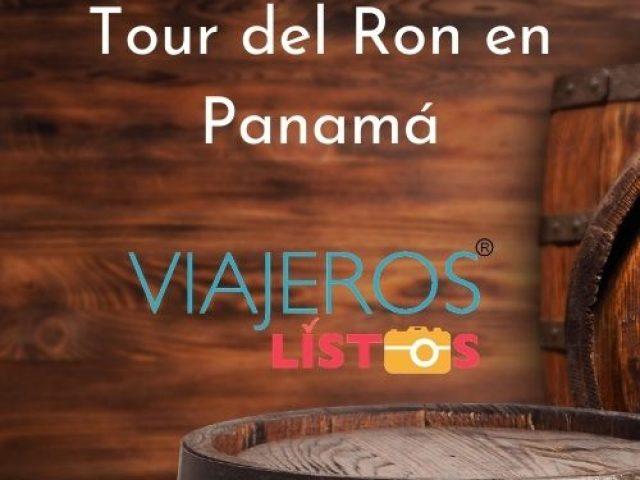 Tour del Ron en Panamá